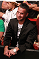 TV Personality Mike &quot;The Situation&quot; Sorrentino attends the UFC 136 event