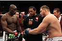 Cheick Kongo vs Matt Mitrione