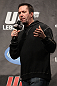 Mike Goldberg at the Q&amp;As