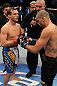 Renan Barao vs Brad Pickett