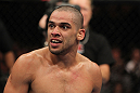 Renan Barao after his win