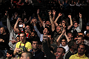 The Crowd in Birmingham, England at the LG Arena