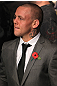UFC fighter Ross Pearson attends UFC 138