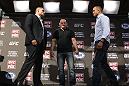 Cain Velasquez, Junior dos Santos & UFC President Dana White