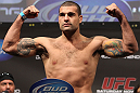 "SAN JOSE, CA - NOVEMBER 18:  Mauricio ""Shogun"" Rua weighs in during the UFC 139 Weigh In at the HP Pavilion on November 18, 2011 in San Jose, California.  (Photo by Josh Hedges/Zuffa LLC/Zuffa LLC via Getty Images)"