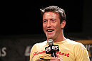 LAS VEGAS, NV - DECEMBER 02:  UFC fighter Stephan Bonnar interacts with fans during a Q&amp;A session before the official weigh-in for The Ultimate Fighter 14 Finale at The Palms Casino Resort on December 2, 2011 in Las Vegas, Nevada.  (Photo by Josh Hedges/Zuffa LLC/Zuffa LLC via Getty Images)