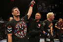 "Michael Bisping & Jason ""Mayhem"" Miller"