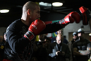 TORONTO, ON - DECEMBER 07:  Tito Ortiz works out for the fans and media during the UFC 140 Open Workouts at the Xtreme Couture Gym on December 7, 2011 in Toronto, Ontario.  (Photo by Josh Hedges/Zuffa LLC/Zuffa LLC via Getty Images)