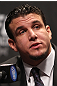 TORONTO, ON - DECEMBER 08:  Frank Mir attends the final UFC 140 pre-fight press conference at Bell Tiff Lightbox Cinema1 on December 8, 2011 in Toronto, Canada.  (Photo by Josh Hedges/Zuffa LLC/Zuffa LLC via Getty Images)