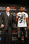 Brock Lesnar & Alistair Overeem