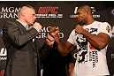 Brock Lesnar &amp; Alistair Overeem