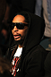 LAS VEGAS, NV - DECEMBER 30:  Lil Jon watches the fights during the UFC 141 event at the MGM Grand Garden Arena on December 30, 2011 in Las Vegas, Nevada.  (Photo by Josh Hedges/Zuffa LLC/Zuffa LLC via Getty Images) *** Local Caption *** Lil Jon