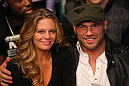 LAS VEGAS, NV - DECEMBER 30:  Randy Couture in attendance during the UFC 141 event at the MGM Grand Garden Arena on December 30, 2011 in Las Vegas, Nevada.  (Photo by Donald Miralle/Zuffa LLC/Zuffa LLC via Getty Images) *** Local Caption *** Randy Couture