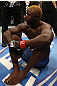 NASHVILLE, TN - JANUARY 20:  Melvin Guillard reacts after losing to Jim Miller during the UFC on FX event at Bridgestone Arena on January 20, 2012 in Nashville, Tennessee.  (Photo by Josh Hedges/Zuffa LLC/Zuffa LLC via Getty Images)
