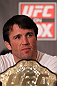 CHICAGO, IL - JANUARY 26:  Chael Sonnen attends the UFC on FOX press conference at the W Hotel on January 26, 2012 in Chicago, Illinois.  (Photo by Josh Hedges/Zuffa LLC/Zuffa LLC via Getty Images) *** Local Caption *** Chael Sonnen