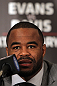CHICAGO, IL - JANUARY 26:  Rashad Evans attends the UFC on FOX press conference at the W Hotel on January 26, 2012 in Chicago, Illinois.  (Photo by Josh Hedges/Zuffa LLC/Zuffa LLC via Getty Images) *** Local Caption *** Rashad Evans