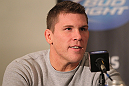 CHICAGO, IL - JANUARY 26:  Mike Russow attends the UFC on FOX press conference at the W Hotel on January 26, 2012 in Chicago, Illinois.  (Photo by Josh Hedges/Zuffa LLC/Zuffa LLC via Getty Images) *** Local Caption *** Mike Russow