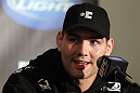 CHICAGO, IL - JANUARY 26:  Chris Weidman attends the UFC on FOX press conference at the W Hotel on January 26, 2012 in Chicago, Illinois.  (Photo by Josh Hedges/Zuffa LLC/Zuffa LLC via Getty Images) *** Local Caption *** Chris Weidman