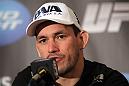 CHICAGO, IL - JANUARY 26:  Demian Maia attends the UFC on FOX press conference at the W Hotel on January 26, 2012 in Chicago, Illinois.  (Photo by Josh Hedges/Zuffa LLC/Zuffa LLC via Getty Images) *** Local Caption *** Demian Maia
