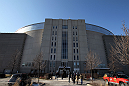 CHICAGO, IL - JANUARY 28:  A general view of the outside of the arena before the UFC on FOX event at United Center on January 28, 2012 in Chicago, Illinois.  (Photo by Josh Hedges/Zuffa LLC/Zuffa LLC via Getty Images)