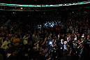 CHICAGO, IL - JANUARY 28:  Demian Maia enters the arena before his bout against Chris Weidman during the UFC on FOX event at United Center on January 28, 2012 in Chicago, Illinois.  (Photo by Nick Laham/Zuffa LLC/Zuffa LLC via Getty Images) *** Local Caption *** Demian Maia