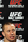 LAS VEGAS, NV - FEBRUARY 01:  Georges St-Pierre answers questions from the media before the UFC 143 open workouts at Mandalay Bay Events Center on February 1, 2012 in Las Vegas, United States.  (Photo by Josh Hedges/Zuffa LLC/Zuffa LLC via Getty Images) *** Local Caption *** Georges St-Pierre