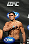 OMAHA, NE - FEBRUARY 14:  Ronny Markes weighs in during the UFC on FUEL TV weigh in event at Omaha Civic Auditorium on February 14, 2012 in Omaha, Nebraska.  (Photo by Josh Hedges/Zuffa LLC/Zuffa LLC via Getty Images) *** Local Caption *** Ronny Markes