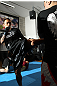 TOKYO, JAPAN - FEBRUARY 22:  Norifumi &quot;Kid&quot; Yamamoto works out for the media during the UFC 144 open workouts at Gold&#39;s Gym on February 22, 2012 in Tokyo, Japan.  (Photo by Josh Hedges/Zuffa LLC/Zuffa LLC via Getty Images) *** Local Caption *** Norifumi Yamamoto