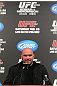 TOKYO, JAPAN - FEBRUARY 23:  UFC President Dana White attends the final UFC 144 pre-fight press conference at the Ritz-Carlton Hotel on February 23, 2012 in Tokyo, Japan.  (Photo by Josh Hedges/Zuffa LLC/Zuffa LLC via Getty Images) *** Local Caption *** Dana White