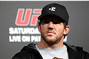 TOKYO, JAPAN - FEBRUARY 23:  Ryan Bader attends the final UFC 144 pre-fight press conference at the Ritz-Carlton Hotel on February 23, 2012 in Tokyo, Japan.  (Photo by Josh Hedges/Zuffa LLC/Zuffa LLC via Getty Images) *** Local Caption *** Ryan Bader