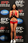 SAITAMA, JAPAN - FEBRUARY 25:  Guest UFC Octagon Girl and former Miss Universe finalist Azusa Nishigaki attends the official UFC 144 weigh in at the Saitama Super Arena on February 25, 2012 in Saitama, Japan.  (Photo by Josh Hedges/Zuffa LLC/Zuffa LLC via Getty Images) *** Local Caption *** Azusa Nishigaki