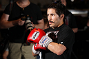 SYDNEY, AUSTRALIA - FEBRUARY 28:  Ian McCall works out for the media during the UFC on FX open workouts at the Star Casino on February 28, 2012 in Sydney, Australia.  (Photo by Josh Hedges/Zuffa LLC/Zuffa LLC via Getty Images) *** Local Caption *** Ian McCall