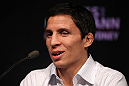 SYDNEY, AUSTRALIA - MARCH 01:  Joseph Benavidez attends the UFC on FX press conference at the Star Casino on March 1, 2012 in Sydney, Australia.  (Photo by Josh Hedges/Zuffa LLC/Zuffa LLC via Getty Images) *** Local Caption *** Joseph Benavidez