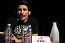 SYDNEY, AUSTRALIA - MARCH 01:  Ian McCall attends the UFC on FX press conference at the Star Casino on March 1, 2012 in Sydney, Australia.  (Photo by Josh Hedges/Zuffa LLC/Zuffa LLC via Getty Images) *** Local Caption *** Ian McCall
