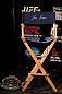 ATLANTA, GA - APRIL 18:  Jon Jones&#39; chair and Light Heavyweight Championship belt is seen prior to the press conference for his UFC 145 bout against Rashad Evans at Park Tavern on April 18, 2012 in Atlanta, Georgia.  (Photo by Kevin C. Cox/Zuffa LLC/Zuffa LLC via Getty Images)
