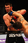 ATLANTA, GA - APRIL 21:  Chris Clements (R) punches Keith Wisniewski during their welterweight bout for UFC 145 at Philips Arena on April 21, 2012 in Atlanta, Georgia.  (Photo by Al Bello/Zuffa LLC/Zuffa LLC via Getty Images)