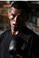 NEW YORK, NY - MAY 02:  Nate Diaz works out for the fans and media during the UFC on FOX open workouts at Church Street Boxing Gym on May 2, 2012 in New York City.  (Photo by Josh Hedges/Zuffa LLC/Zuffa LLC via Getty Images)