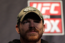 NEW YORK, NY - MAY 03:  Jim Miller attends the UFC on FOX pre-fight press conference at Beacon Theatre on May 3, 2012 in New York City.  (Photo by Josh Hedges/Zuffa LLC/Zuffa LLC via Getty Images)