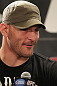 LAS VEGAS, NV - MAY 24:   Stipe Miocic attends the UFC 146 press conference at MGM Grand on May 24, 2012 in Las Vegas, Nevada.  (Photo by Josh Hedges/Zuffa LLC/Zuffa LLC via Getty Images)