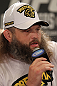LAS VEGAS, NV - MAY 24:   Roy Nelson attends the UFC 146 press conference at MGM Grand on May 24, 2012 in Las Vegas, Nevada.  (Photo by Josh Hedges/Zuffa LLC/Zuffa LLC via Getty Images)