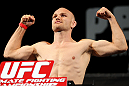 LAS VEGAS, NV - MAY 31:   Martin Kampmann makes weight during The Ultimate Fighter Live weigh in at the Palms Casino Resort on May 31, 2012 in Las Vegas, Nevada.  (Photo by Josh Hedges/Zuffa LLC/Zuffa LLC via Getty Images)  *** Local Caption *** Martin Kampmann