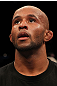 SUNRISE, FL - JUNE 08:   Demetrious Johnson waits for the decision to be announced after his three-round Flyweight bout against Ian McCall during the UFC on FX 3 event at Bank Atlantic Center on June 8, 2012 in Sunrise, Florida.  (Photo by Josh Hedges/Zuffa LLC/Zuffa LLC via Getty Images)