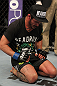 SUNRISE, FL - JUNE 08:   Ian McCall reacts after losing to Demetrious Johnson by decision in a Flyweight bout during the UFC on FX 3 event at Bank Atlantic Center on June 8, 2012 in Sunrise, Florida.  (Photo by Josh Hedges/Zuffa LLC/Zuffa LLC via Getty Images)