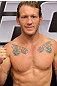 ATLANTIC CITY, NJ - JUNE 20: Gray Maynard poses for a photograph after an open workout prior to UFC on FX at Revel Casino in Atlantic City, New Jersey. (Photo by Drew Hallowell/Zuffa LLC/Zuffa LLC via Getty Images)