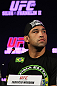 BELO HORIZONTE, BRAZIL - JUNE 21:   Fabricio Werdum attends the UFC 147 press conference at Ouro Minas Palace on June 21, 2012 in Belo Horizonte, Brazil.  (Photo by Josh Hedges/Zuffa LLC/Zuffa LLC via Getty Images)