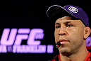 BELO HORIZONTE, BRAZIL - JUNE 21:   Wanderlei Silva attends the UFC 147 press conference at Ouro Minas Palace on June 21, 2012 in Belo Horizonte, Brazil.  (Photo by Josh Hedges/Zuffa LLC/Zuffa LLC via Getty Images)