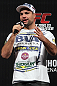 "BELO HORIZONTE, BRAZIL - JUNE 22:   Mauricio ""Shogun"" Rua interacts with fans during a Q&A session before the UFC 147 weigh in at Estádio Jornalista Felipe Drummond on June 22, 2012 in Belo Horizonte, Brazil.  (Photo by Josh Hedges/Zuffa LLC/Zuffa LLC via Getty Images)"