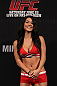 BELO HORIZONTE, BRAZIL - JUNE 22:   UFC Octagon Girl Arianny Celeste attends the UFC 147 weigh in at Estádio Jornalista Felipe Drummond on June 22, 2012 in Belo Horizonte, Brazil.  (Photo by Josh Hedges/Zuffa LLC/Zuffa LLC via Getty Images)