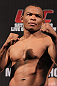 BELO HORIZONTE, BRAZIL - JUNE 22:   Francisco Trinaldo makes weight during the UFC 147 weigh in at Estádio Jornalista Felipe Drummond on June 22, 2012 in Belo Horizonte, Brazil.  (Photo by Josh Hedges/Zuffa LLC/Zuffa LLC via Getty Images)