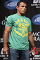 LAS VEGAS, NV - JULY 6:   Brazilian legend Royler Gracie attends the UFC 148 Weigh In at the Mandalay Bay Events Center on July 6, 2012 in Las Vegas, Nevada.  (Photo by Josh Hedges/Zuffa LLC/Zuffa LLC via Getty Images)
